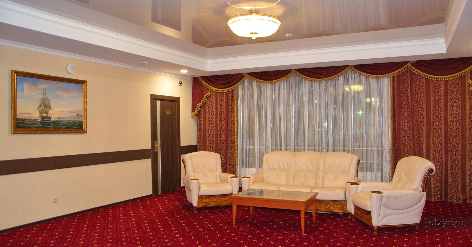БАККАРА гостиница Ярославль