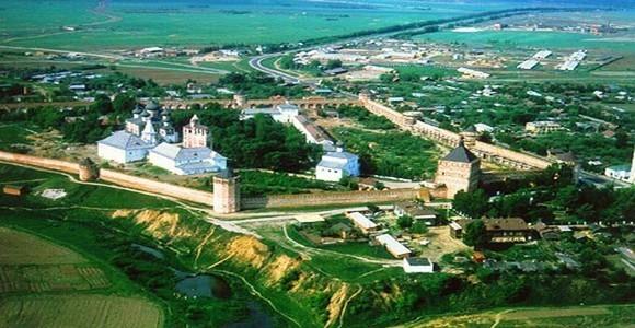 Суздаль - один из красивейших и древнейших городов России