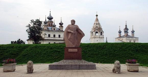 Золотое кольцо России. Юрьев-Польский