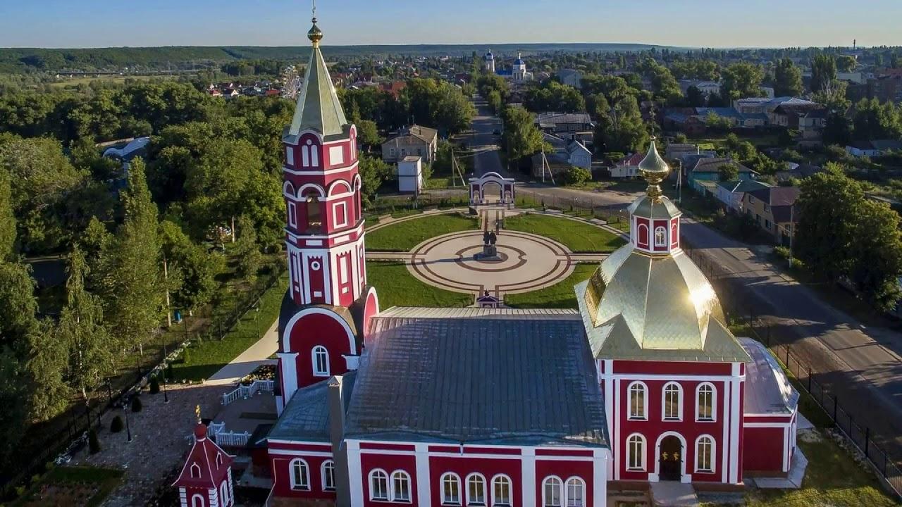 Борисоглебск - исторический город России
