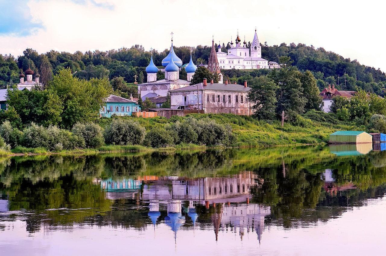 Гороховец Владимирской области