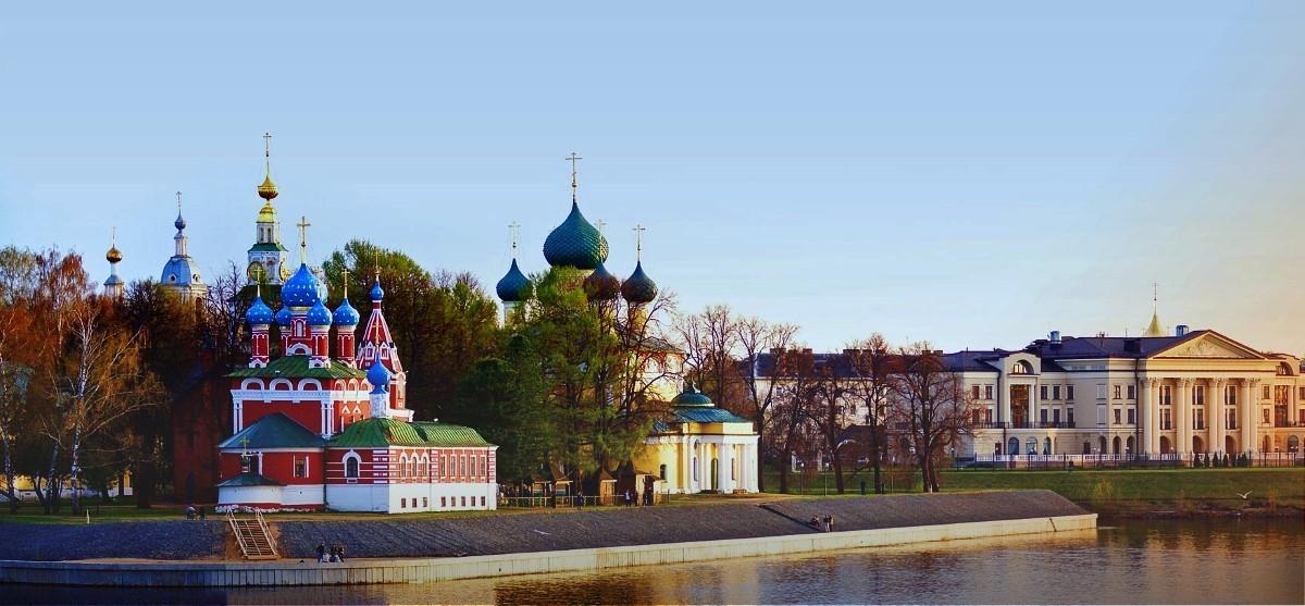 Золотое кольцо России. Углич. Музеи