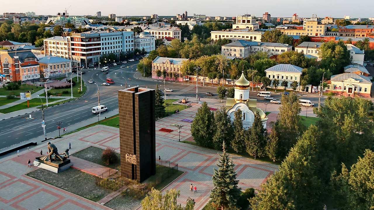 Иваново -рабочий город