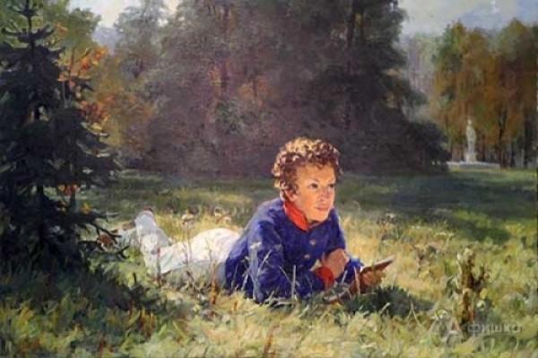 Молодой Пушкин