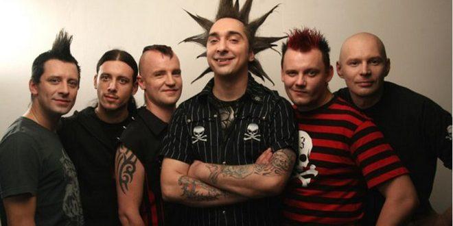 Исполнители панк-рока группа Король и Шут