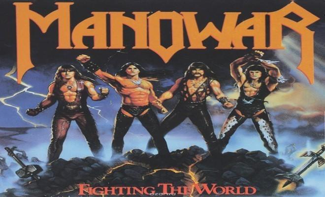 Группа Мановар