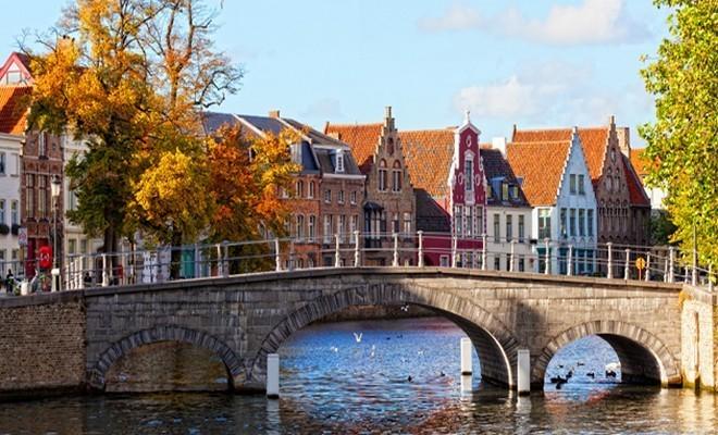Добро пожаловать в город Всемирного наследия - Брюгге