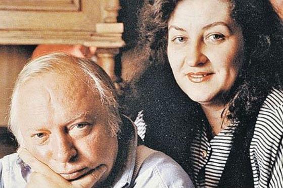 Анна Есенина оставалась спутницей жизни Валерия до самого дня его смерти