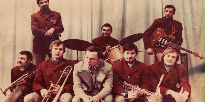 Валерий Ободзинский с группой