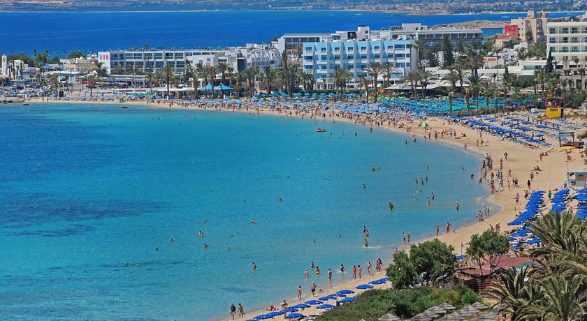 Отпуск на Кипре