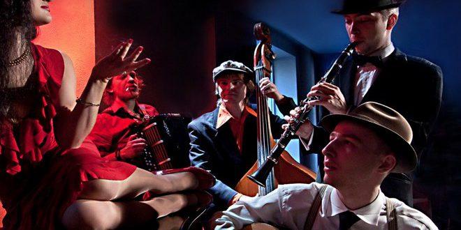 Джаз (jazz) - род профессионального музыкального искусства