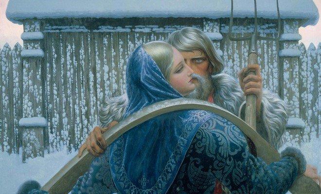 Картина Константина Васильева