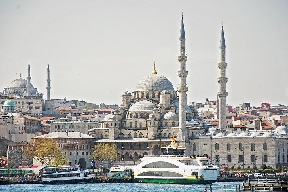 Приглашаем в самостоятельное путешествие в Стамбул