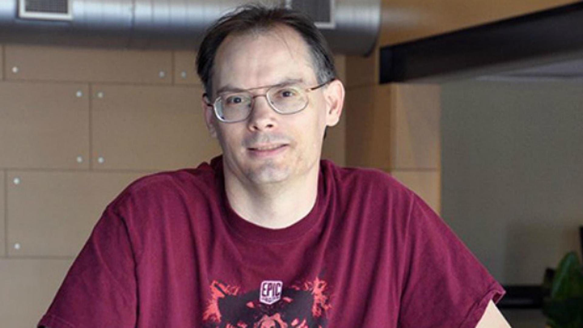 Тим Суини - программист-разработчик компьютерных игр и основатель компании Epic Games