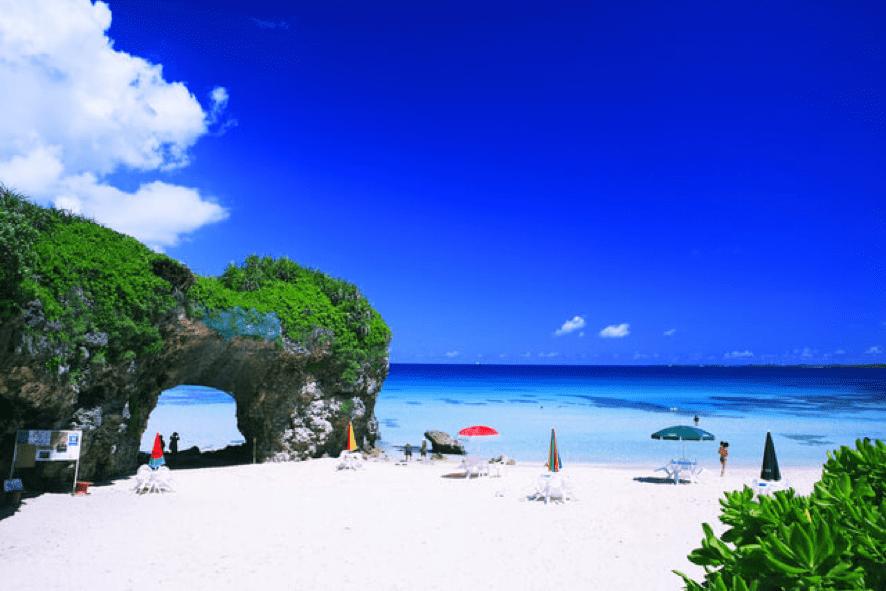 Окинава - идеальное тропическое место для отдыха