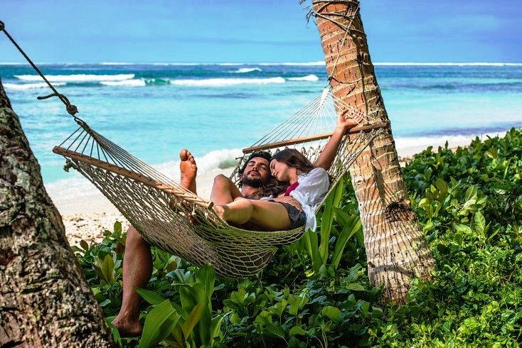 Вы не найдёте более уединённого места, чем остров Фиджи