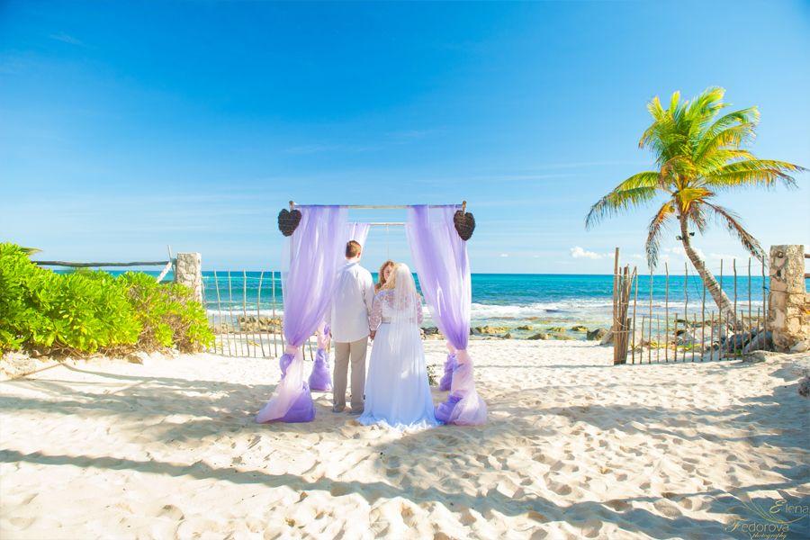 Тулум. Свадьба