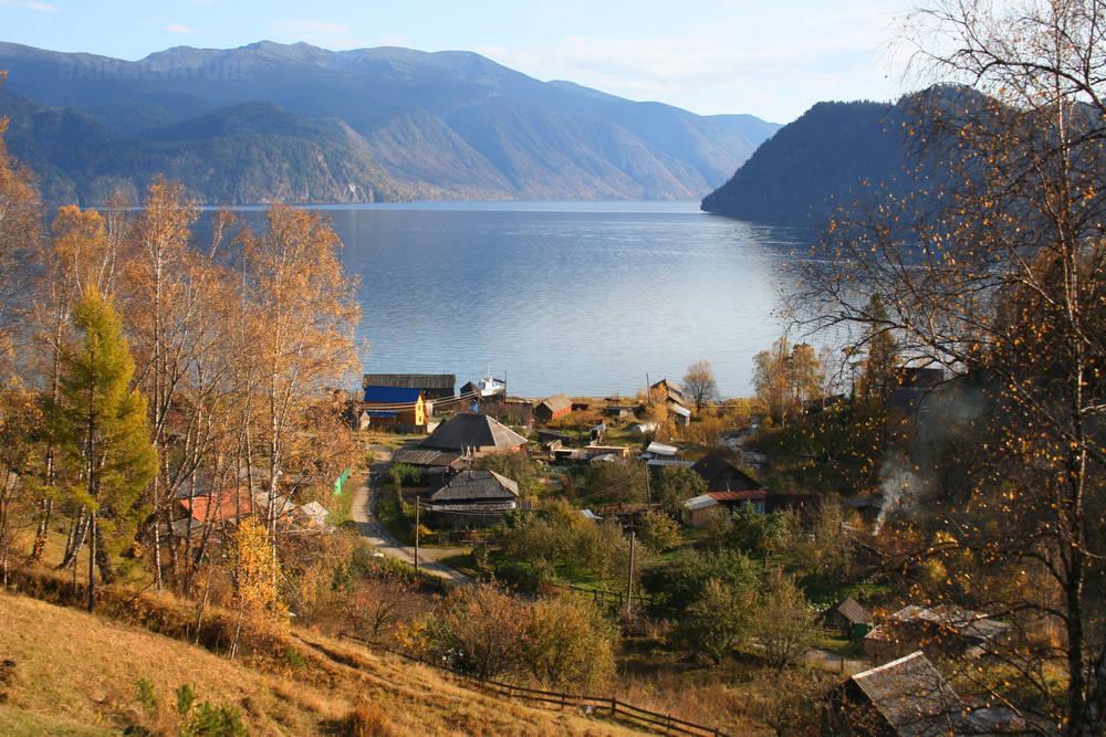 Тур по Алтаю, известному как Российская Швейцария