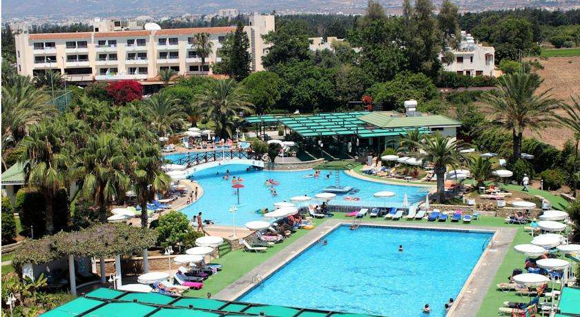 Отели Кипра. Aloe Hotel 4*