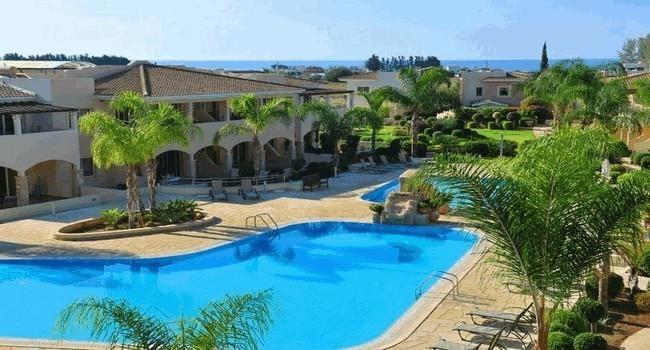 Курорт Aphrodite Sands Resort. Пафос. Кипр