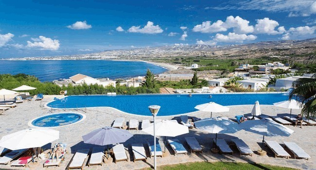 Отели Кипра. Theo Sunset Bay Holiday Village