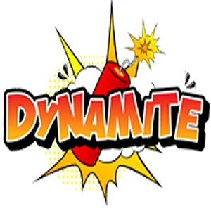 Команда «Динамит» эмблема