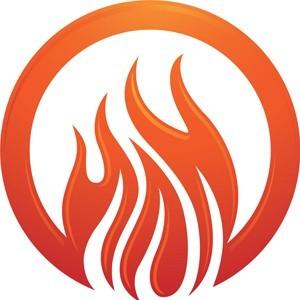 Команда «Костёр» эмблема