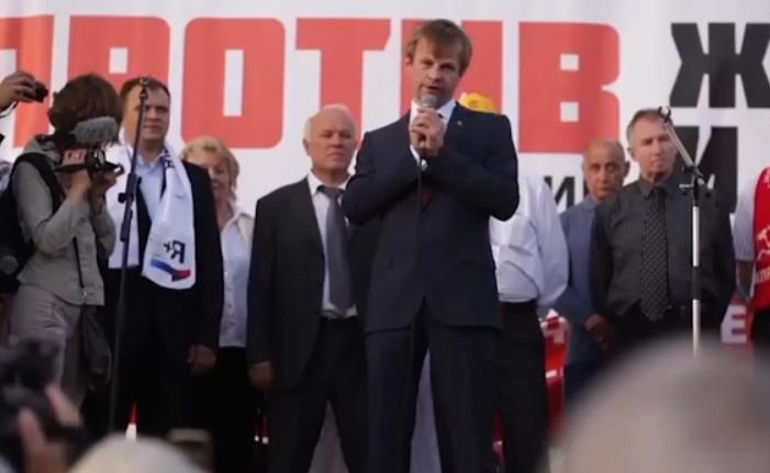 Евгений Урлашов ответил депутату муниципалитета Ярославля