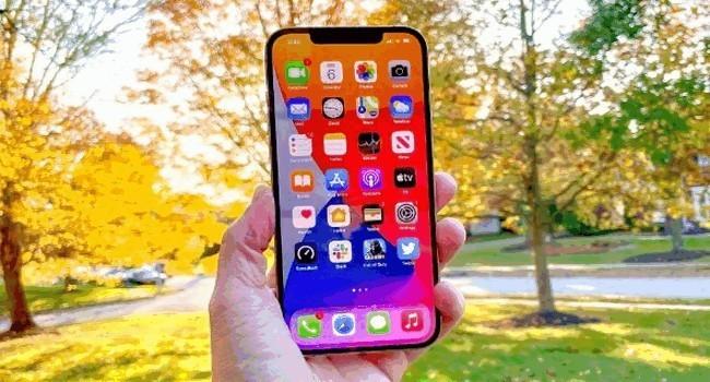 IPhone 12 Pro Max - самый высокорейтинговый телефон