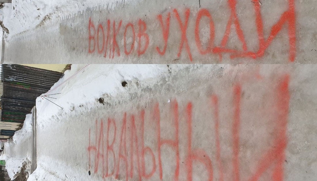 Скользкая связь: Навальный и Волков оказались вместе