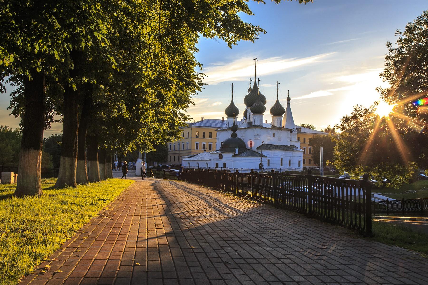 Туры в Ярославльстали особенно популярны