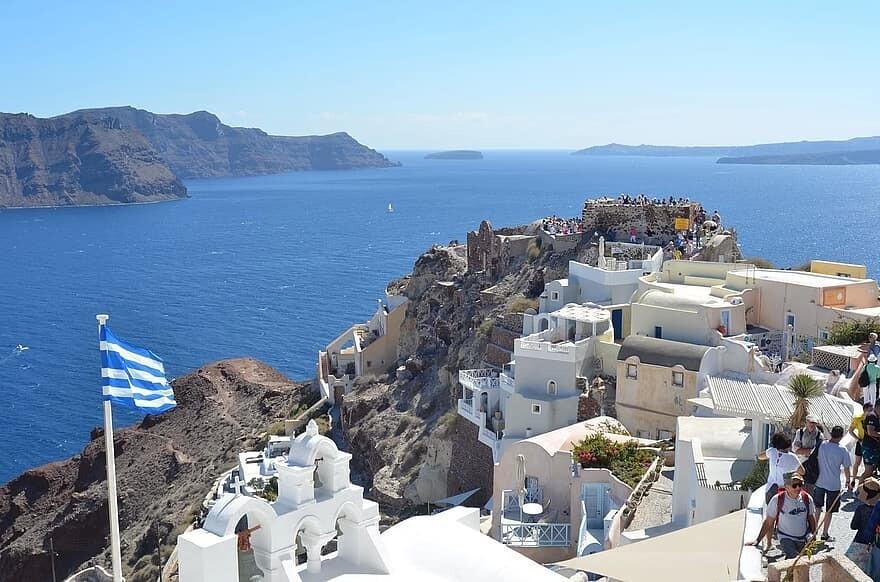 Греция изменила порядок въезда для россиян в Грецию с 30 июня