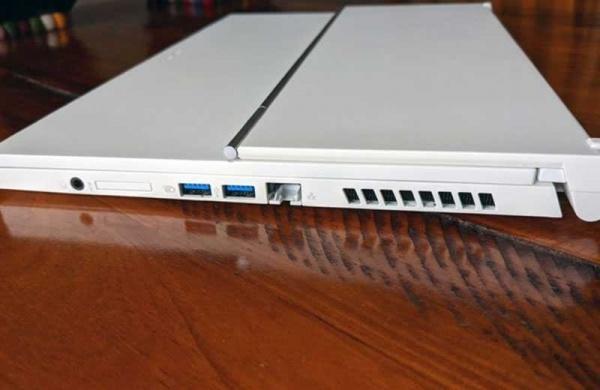 Обзор Acer ConceptD 3 Ezel: необычный ноутбук с нестандартным подходом